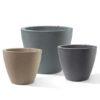 Urban Vase Trio Commercial Self Watering Planters