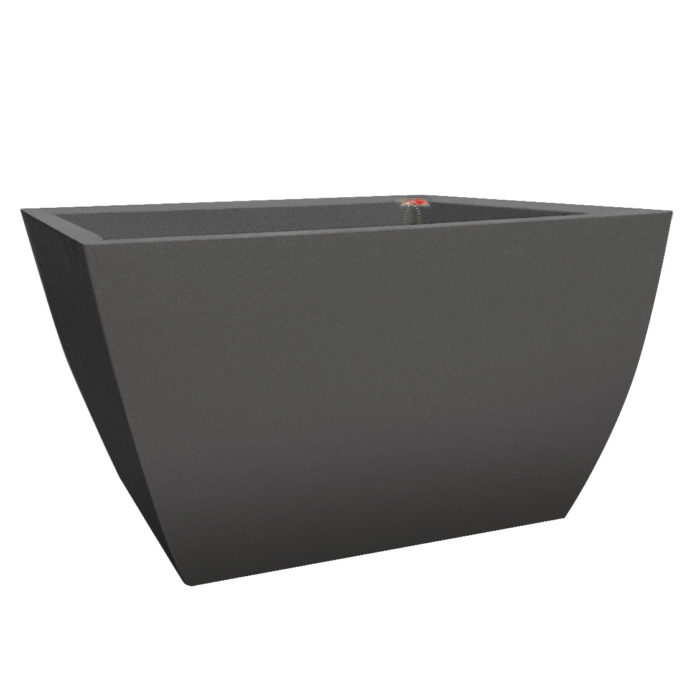 Commercial Self Watering Rectangular Planter